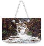 Clearwater Falls Weekender Tote Bag
