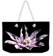 Exotic Clematis Weekender Tote Bag