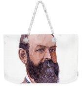 Clement Cornwall Portrait Weekender Tote Bag