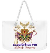 Cleopatra Viii For Light Color Products Weekender Tote Bag