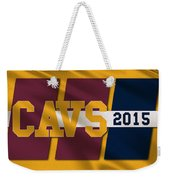Cleveland Cavaliers Flag2 Weekender Tote Bag