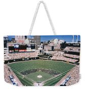 Cleveland: Jacobs Field Weekender Tote Bag