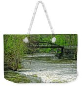 Cleveland Metropark Bridge Weekender Tote Bag