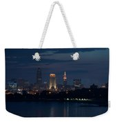 Cleveland Reflections Weekender Tote Bag