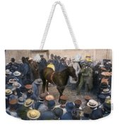 Clever Hans, 1904 Weekender Tote Bag