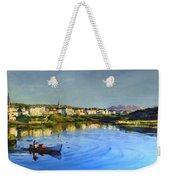 Clifden Harbour Weekender Tote Bag