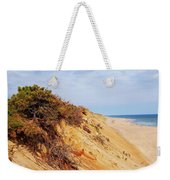 Cliff At Marconi Beach Weekender Tote Bag