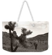 Cliff Between Joshua Weekender Tote Bag