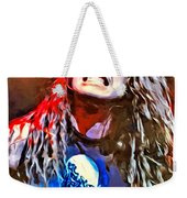 Cliff Burton Portrait Weekender Tote Bag