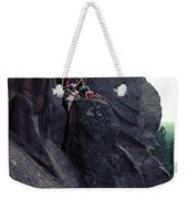 Cliff Dancers Weekender Tote Bag