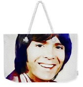 Cliff Richard, Music Legend Weekender Tote Bag
