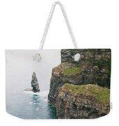 Cliffs Weekender Tote Bag