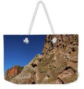 Cliffs At Bandelier Weekender Tote Bag