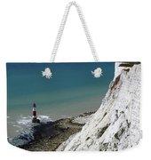 Cliffs At Beachy Head East Sussex Weekender Tote Bag