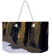 Cliffs At Blacklock Point Weekender Tote Bag