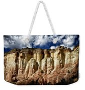Cliffs At Echo Amphitheater Weekender Tote Bag