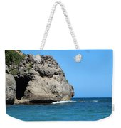 Cliffs On The Beach Dominican Republic  Weekender Tote Bag