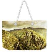 Cliffs, Steams And Valleys Weekender Tote Bag