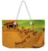 Clifton Monument At Jehangir Kothari Parade Weekender Tote Bag
