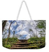 Climb To The Clouds Weekender Tote Bag