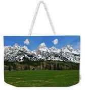 Climbers Ranch In Spring Weekender Tote Bag