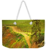Climbing In Colour Weekender Tote Bag