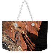 Climbing The Great Arch Weekender Tote Bag