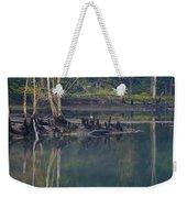 Clinch River Beauty Weekender Tote Bag
