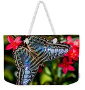 Clipper Butterfly 1 Weekender Tote Bag