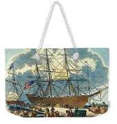 Clipper: Flying Cloud, 1851 Weekender Tote Bag