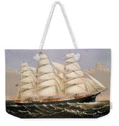 Clipper Ship, 1875 Weekender Tote Bag
