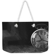 Clock - Id 16218-130631-3641 Weekender Tote Bag