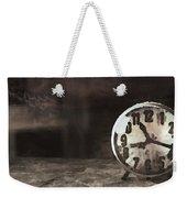 Clock - Id 16218-130649-1306 Weekender Tote Bag