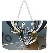 Clockface 11 Weekender Tote Bag