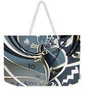 Clockface 14 Weekender Tote Bag