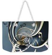 Clockface1  Weekender Tote Bag
