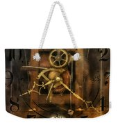 Clockmaker - A Sharp Looking Time Piece Weekender Tote Bag