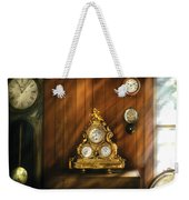 Clockmaker - Clocks Weekender Tote Bag