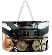 Clockwork In Motion Weekender Tote Bag