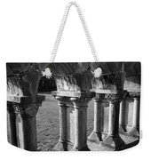Cloister At Cong Abbey Cong Ireland Weekender Tote Bag
