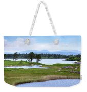 Cloonee Lough - Ireland Weekender Tote Bag