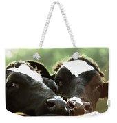 Close Moos Weekender Tote Bag