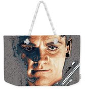 Close Up James Cagney As Gangster  Rocky Sullivan In Angels With Dirty Faces 1938-2008 Weekender Tote Bag