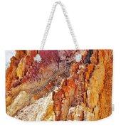 Ochre Pits - West Mcdonald Ranges Weekender Tote Bag