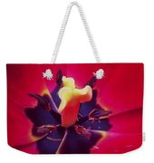 Close With Creation Weekender Tote Bag