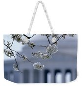 Closeup Of Cherry Blossoms Weekender Tote Bag