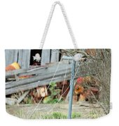 Clothes Line The Real Deal Weekender Tote Bag