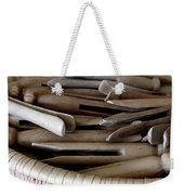 Clothes-pins Weekender Tote Bag