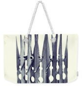 Clothespin Weekender Tote Bag
