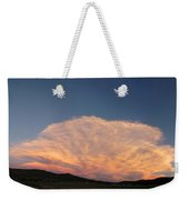 Cloud Afar Weekender Tote Bag